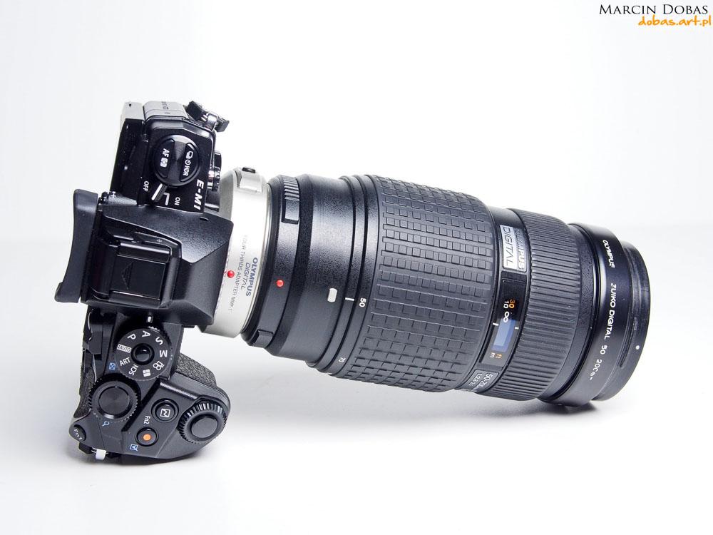 Olympus OM-D EM-1 + ZD 50-200
