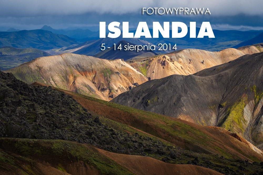 marcin dobas plener fotograficzny Islandia