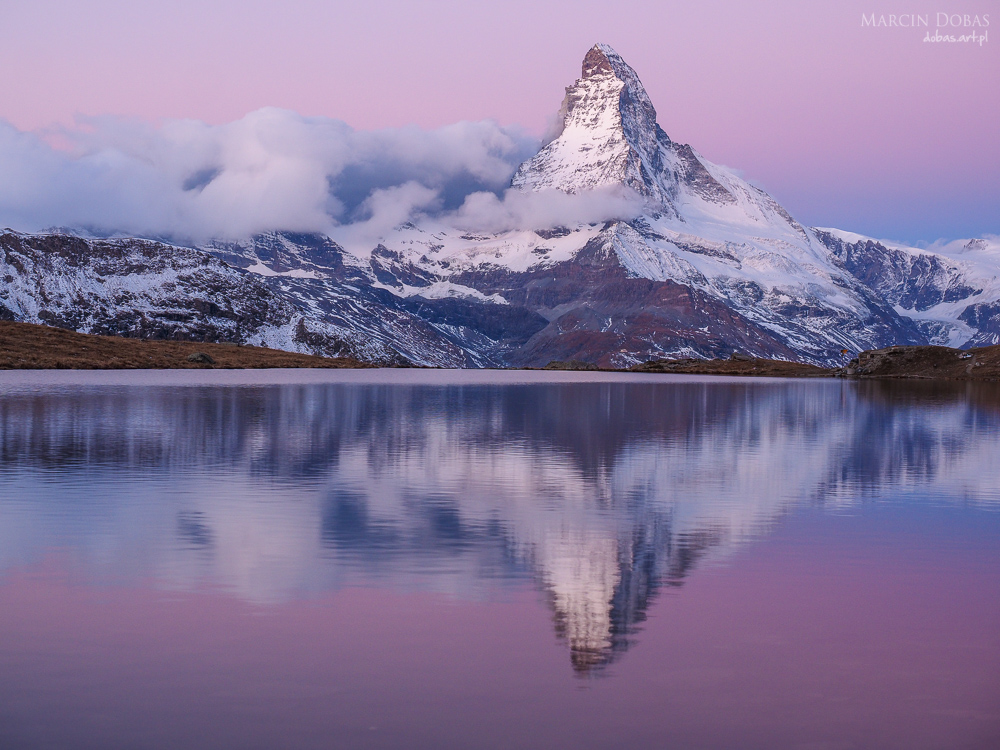 Marcin Dobas Matterhorn fotografia górska