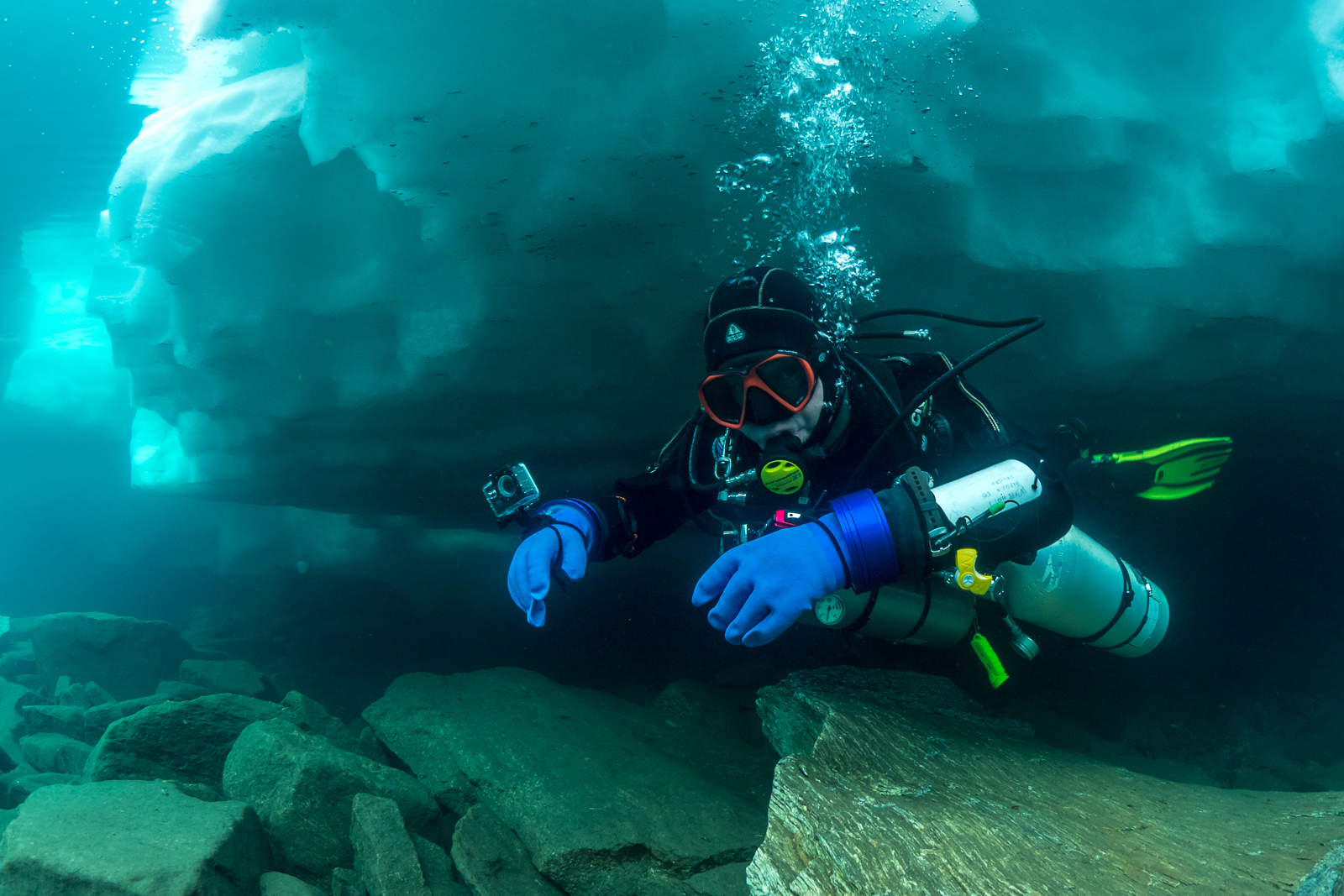 fotografia podwodna marcin dobas