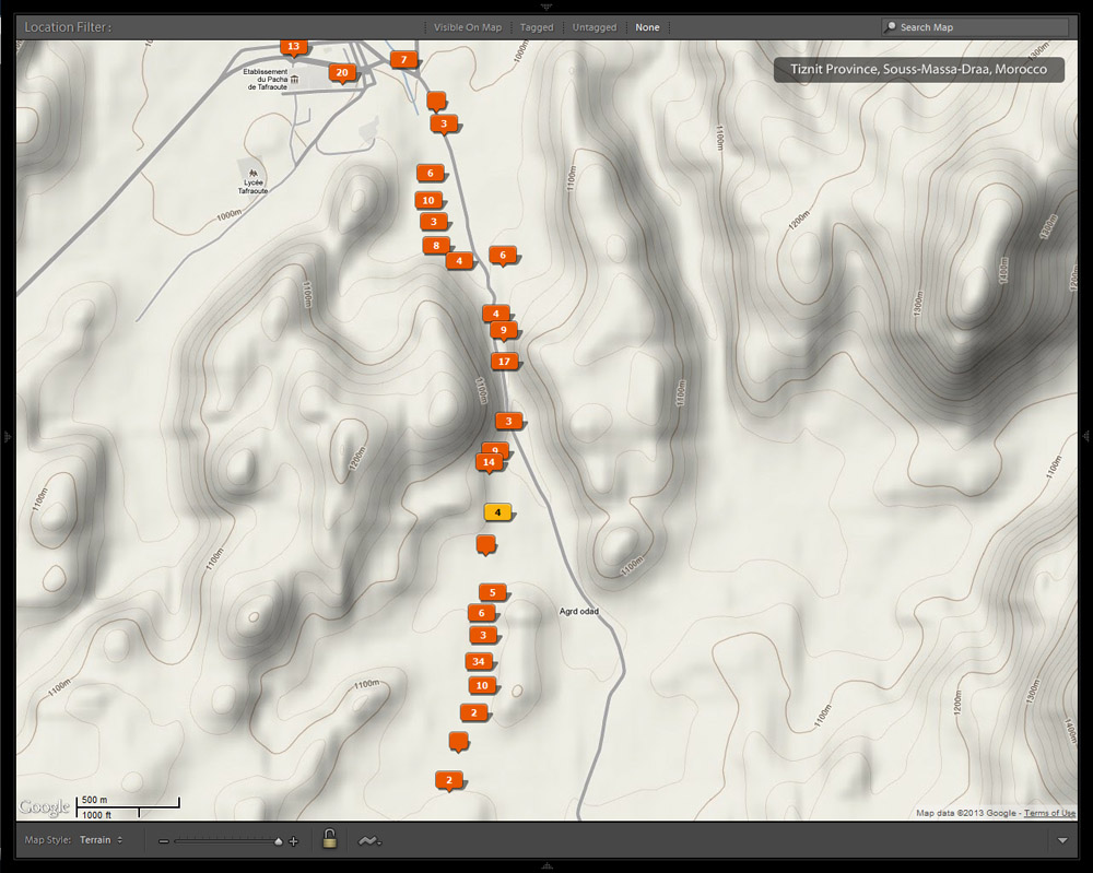 GPS w fotografii