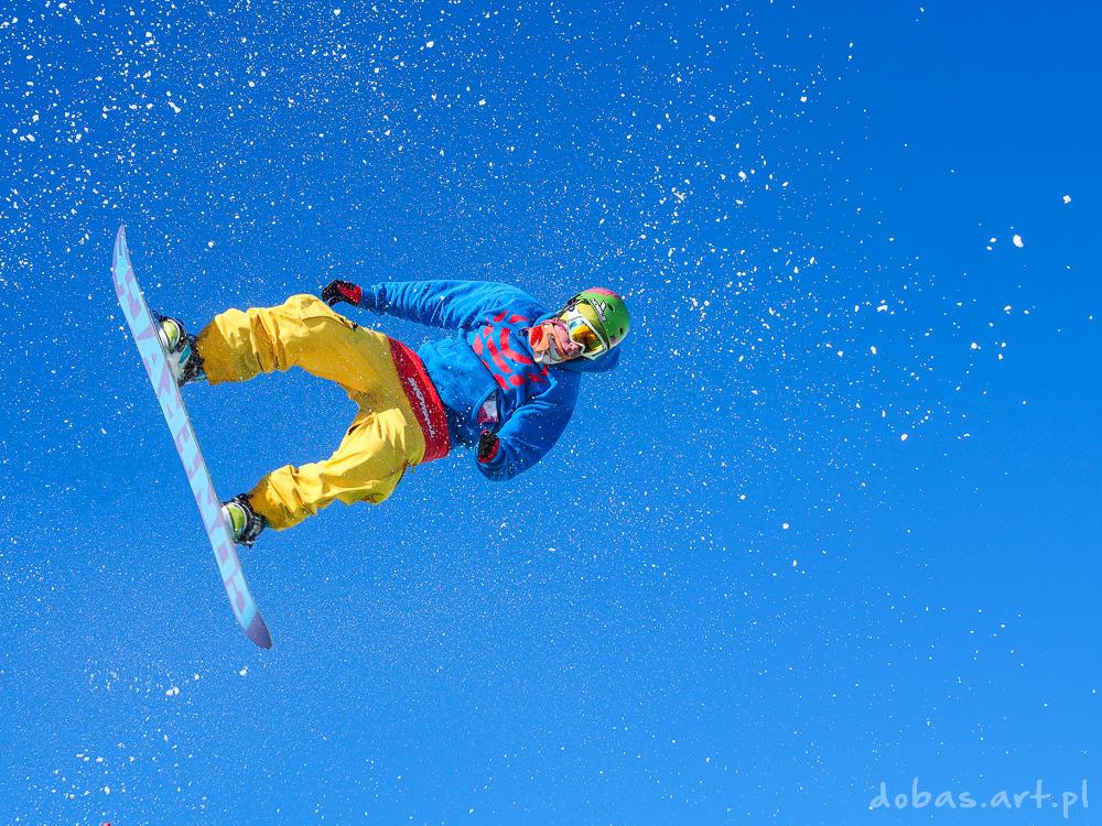 Snowboard / marcin dobas