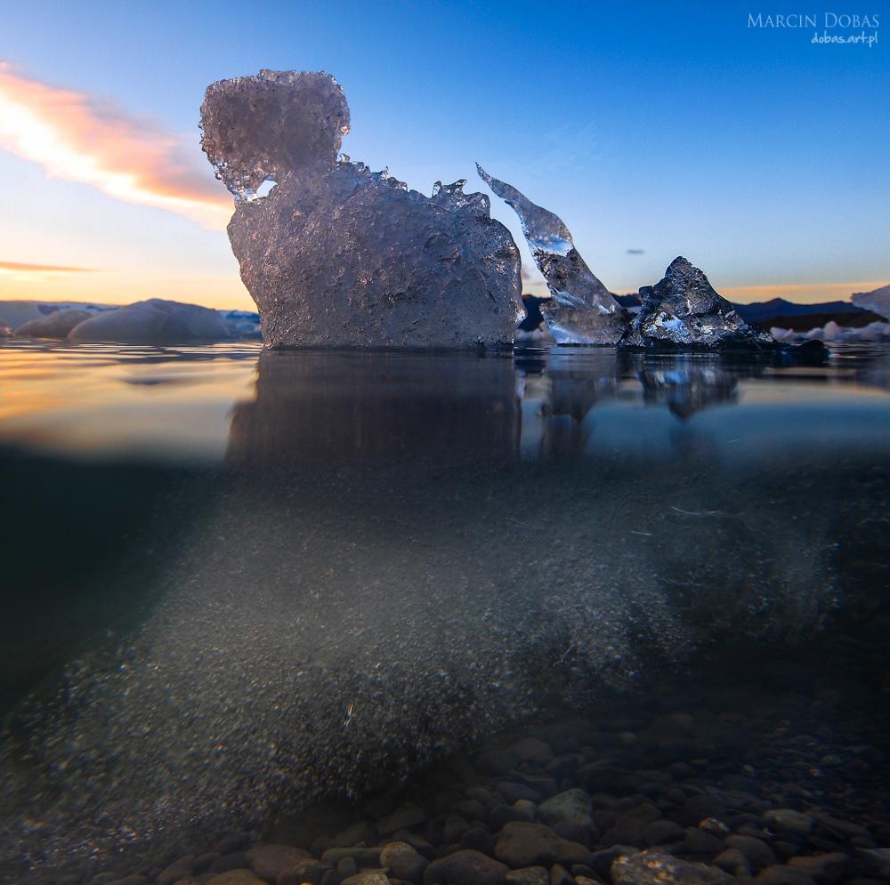 podwodna panorama / Marcin Dobas