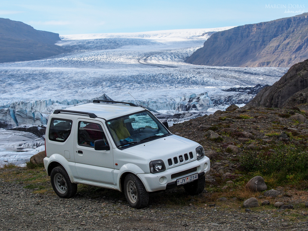 Suzuki Jimny Islandia