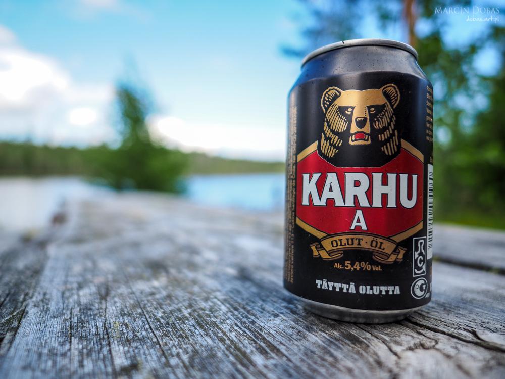 fotowyprawa niedzwiedzie finskiej tajgi