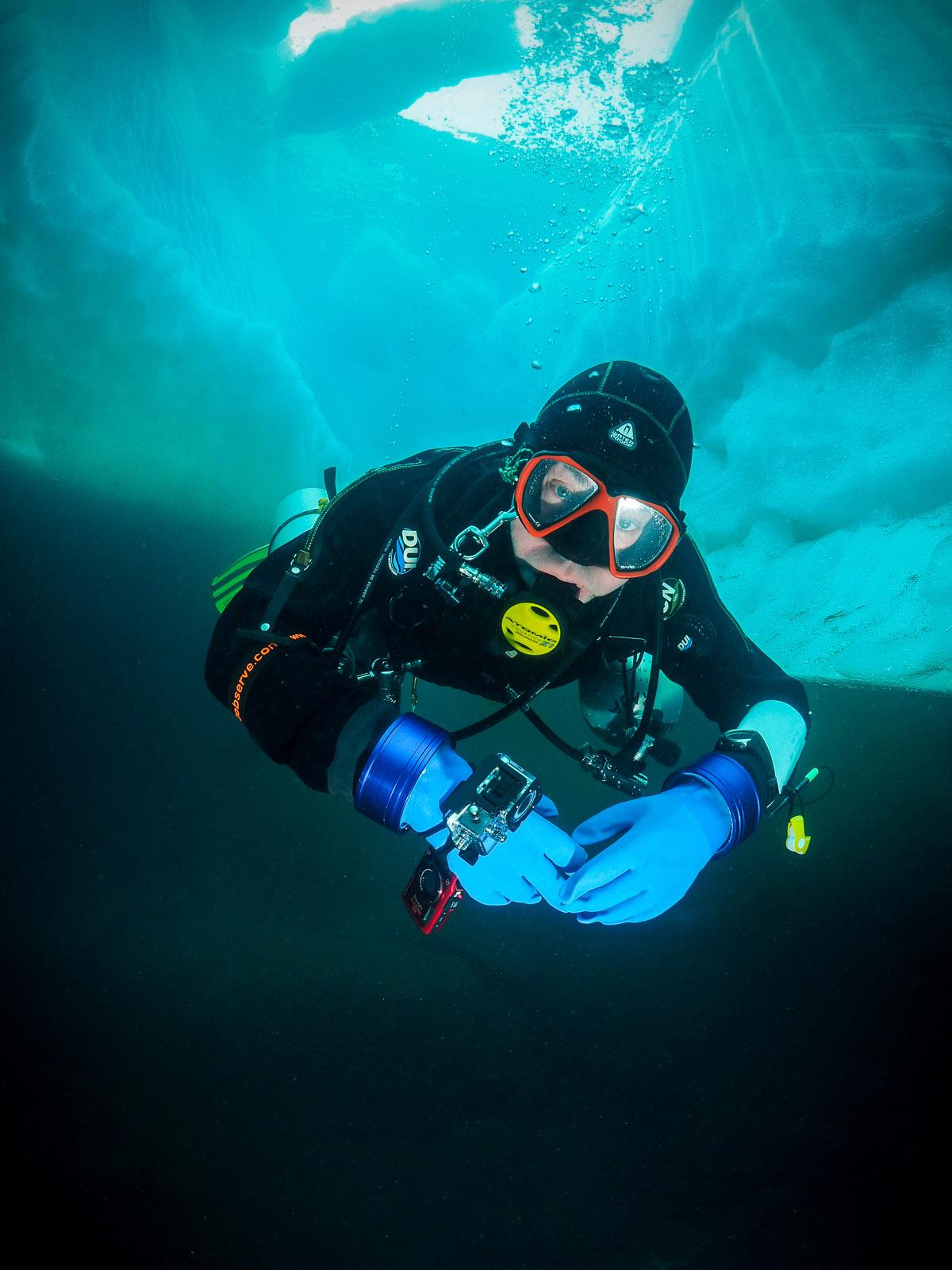 fotografia ekstremalna, fotografia podwodna marcin dobas