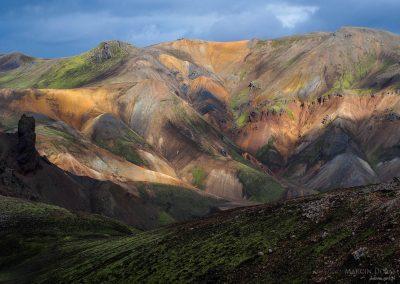 Landmannalaugar Fjallabak Nature Reserve Central Iceland